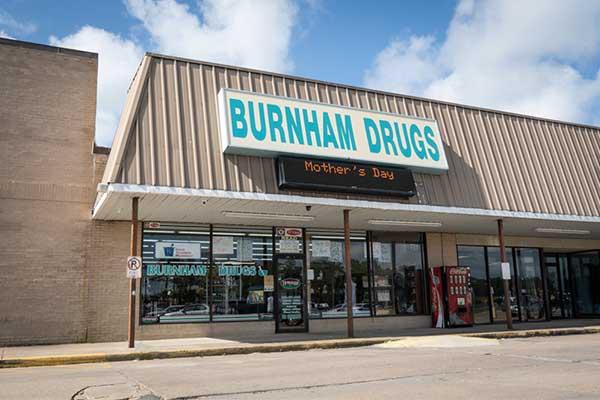 Burnham Drugs Gautier