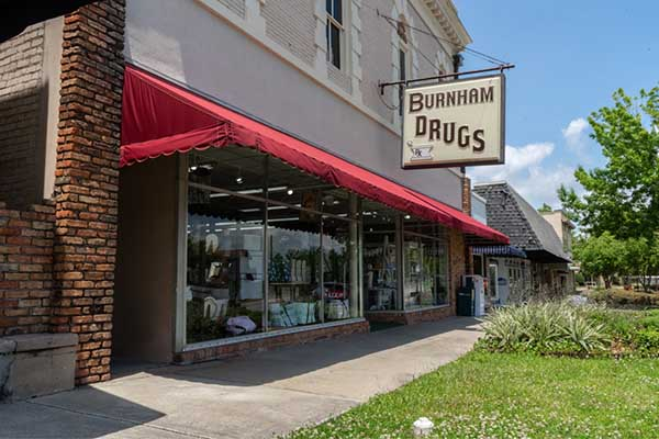 Burnham Drugs Moss Point