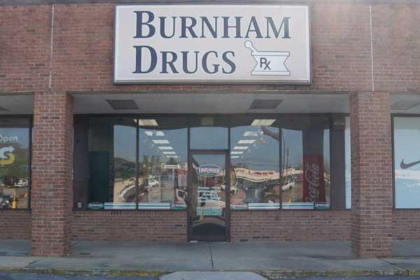 Burnham Drugs Lucedale