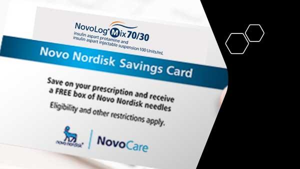 Novolog Mix 7030 Savings Card
