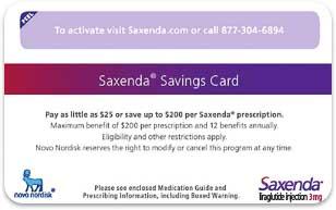 Saxenda savings_card