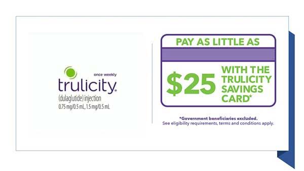 Trulicity Savings Card